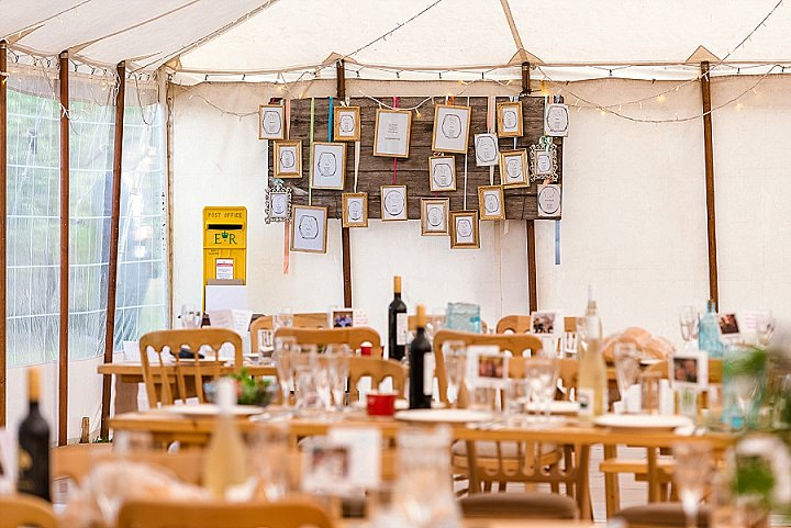 Kathryn and Andrew's Colourful Ribbon Filled Festival Vibe Glamping Wedding in Norfolkby Andy Kahumbu