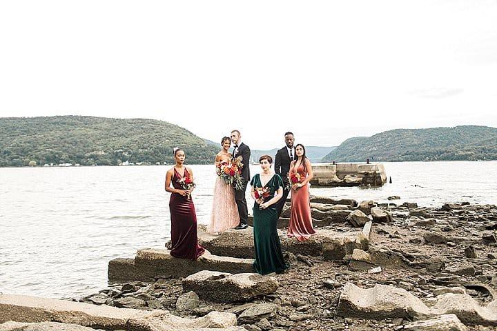 'Rich Tones and Velvet' Whimsical Fall Wedding Inspiration