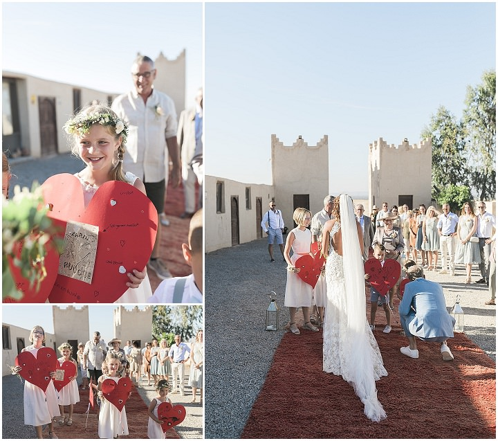 Karin and Ruud's 'Dusty Pastels and Desert Shades' Intimate Marrakech Desert Wedding by Maria Rao