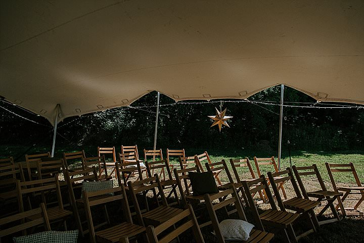 Liv and Matt's Homemade North Yorkshire WeddingWith Succulents, Bunting and Lots of Stars by Nicola Thompson Photography
