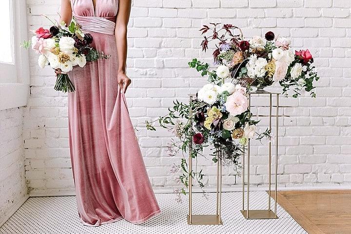 Revelry Launches Lush New Velvet Bridesmaids Range