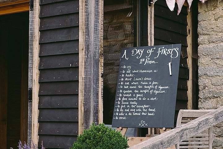 Laura and John'sRustic Outdoor Wedding in Buckinghamshire with Hay Bales and Strawberry Daiquiris by Kevin Belson