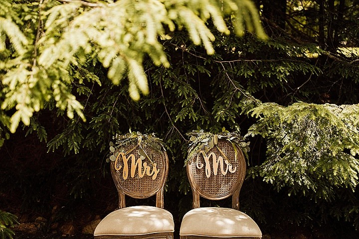 Kelly and Mark's Beautifully Stylish Environmentally Friendly Outdoor Wedding by Raluca Rodila Photography
