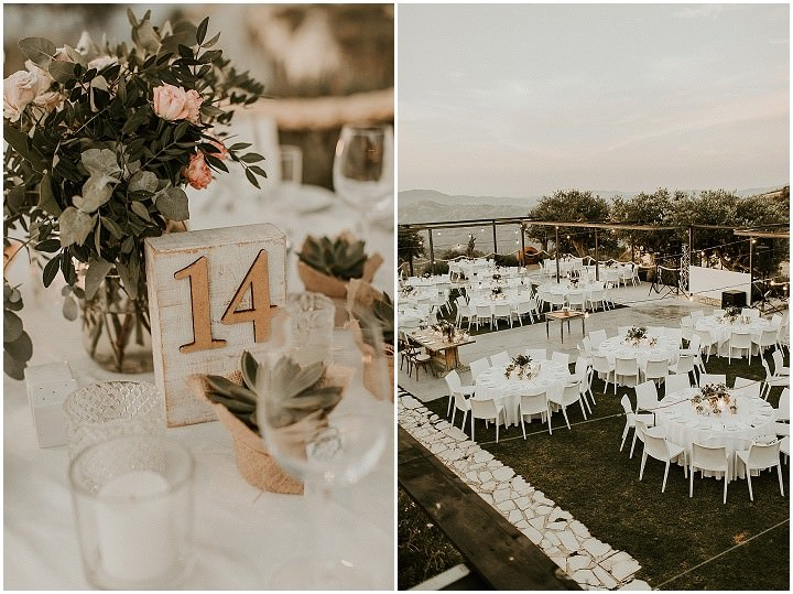 Stephanie and Alex's Elegant 'Country Boho' Wedding in Cyprus by Karina Leonenko Photography