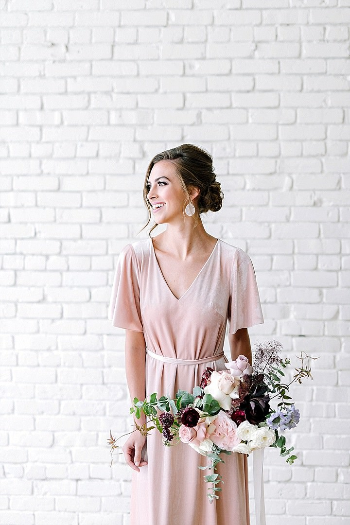Bridal Style: Revelry Launches Lush New Velvet Bridesmaids Range