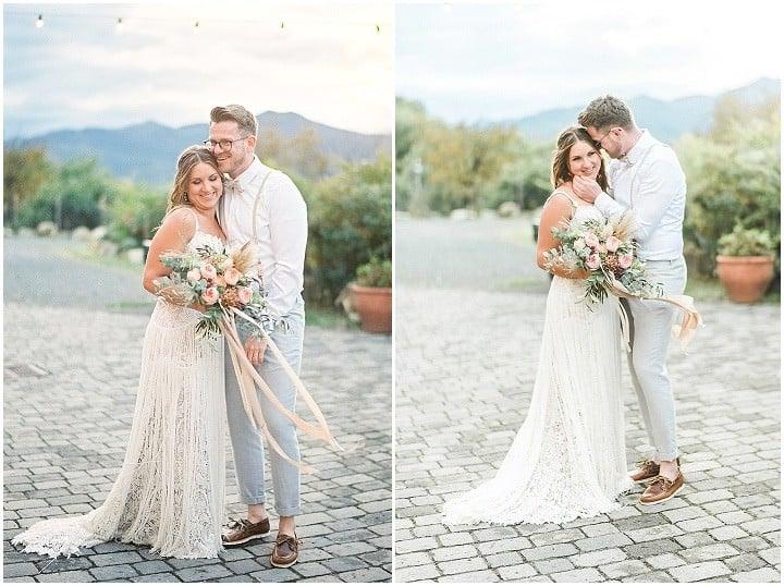 Anna and Alfred's Beautiful Bohemain Tuscany Weddingby Die Hochzeitsfotografen