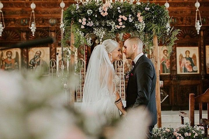 Stephanie and Alex's Elegant 'Country Boho' Wedding in Cyprus by Karina Leonenko Photography