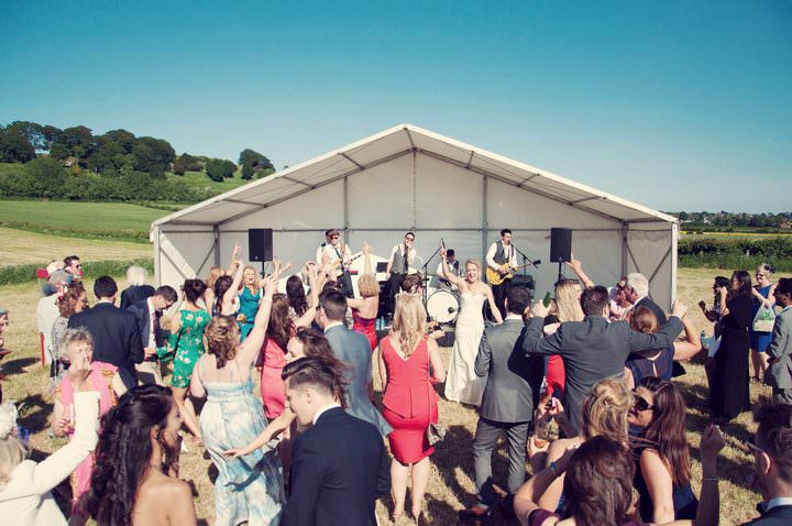 Ask The Experts: Entertainment Ideas For your Festival Wedding with Entertainment Nation