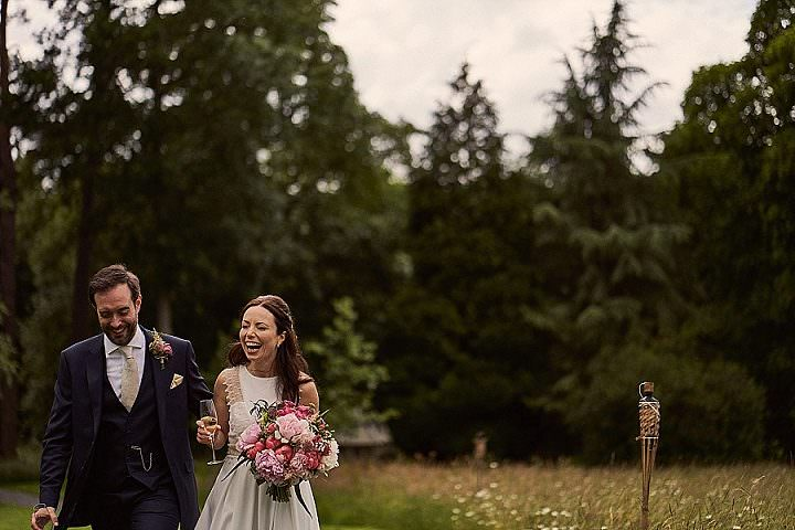 Orla and Henry's Fun Filled, Weekend Long, Rustic Country House Wedding by Chris Morse