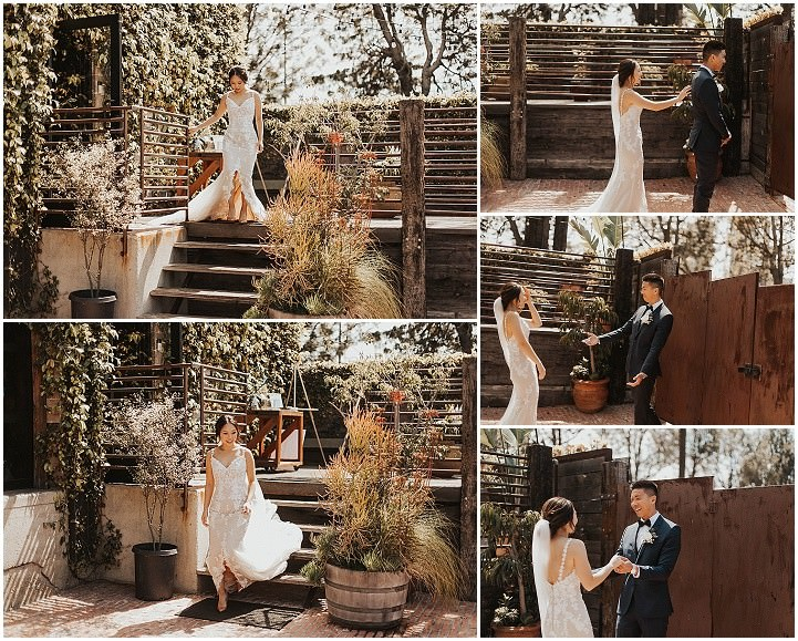 Scarlett and Tyler's Industrially Chic Warehouse Wedding in Los Angeles by Tayler Ashley Photography
