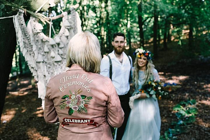 Boho Loves - 'Wed Wild' National Park Micro-Wedding Inspiration from Stand Out Ceremonies