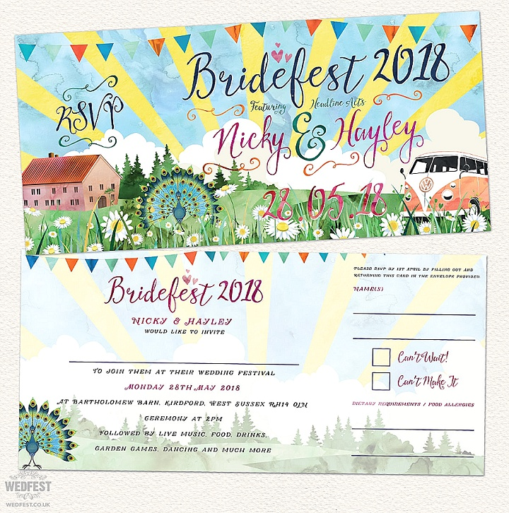 10-bridesfest-watercolour-festival-wedding-invites