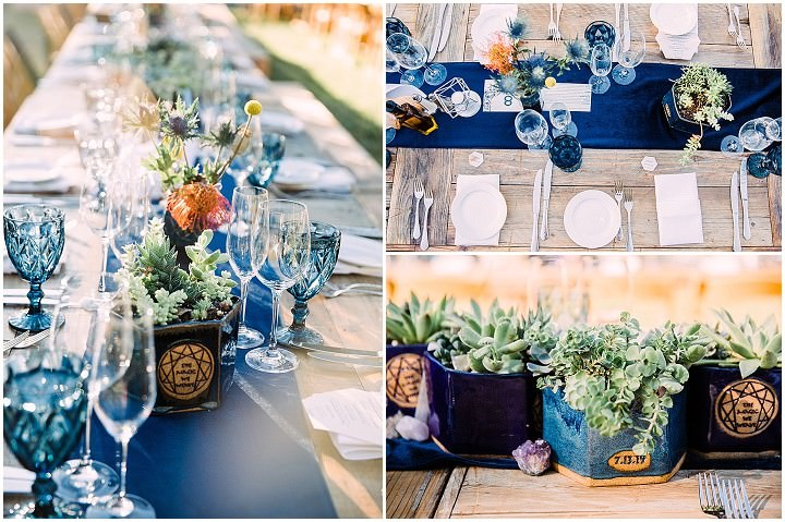 Cora and Grant's Sun Drenched Whimsical California Forest Wedding by Alycia Moore Photography