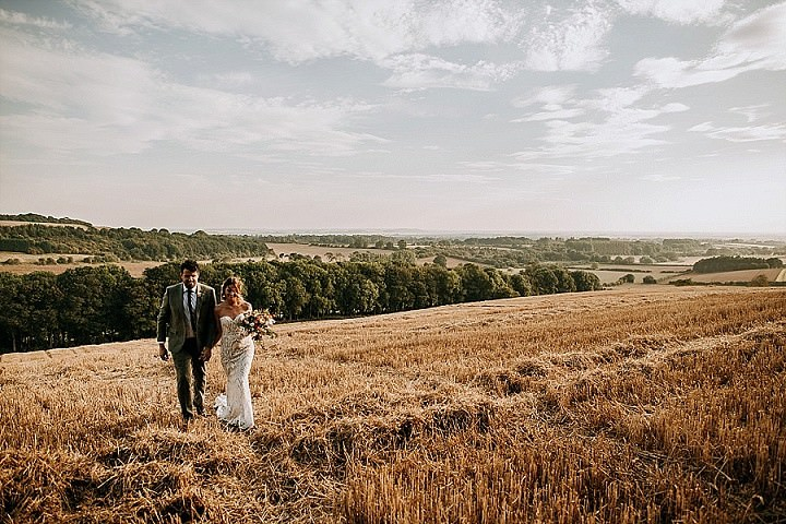 James and Louise's Laid Back Bohemian East Yorkshire Wedding by M and G Photographic