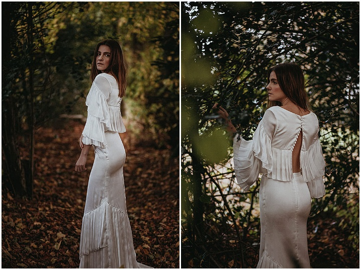 Bridal Style: 'The Autumn Daydream' The New Collection by Sanyukta Shrestha