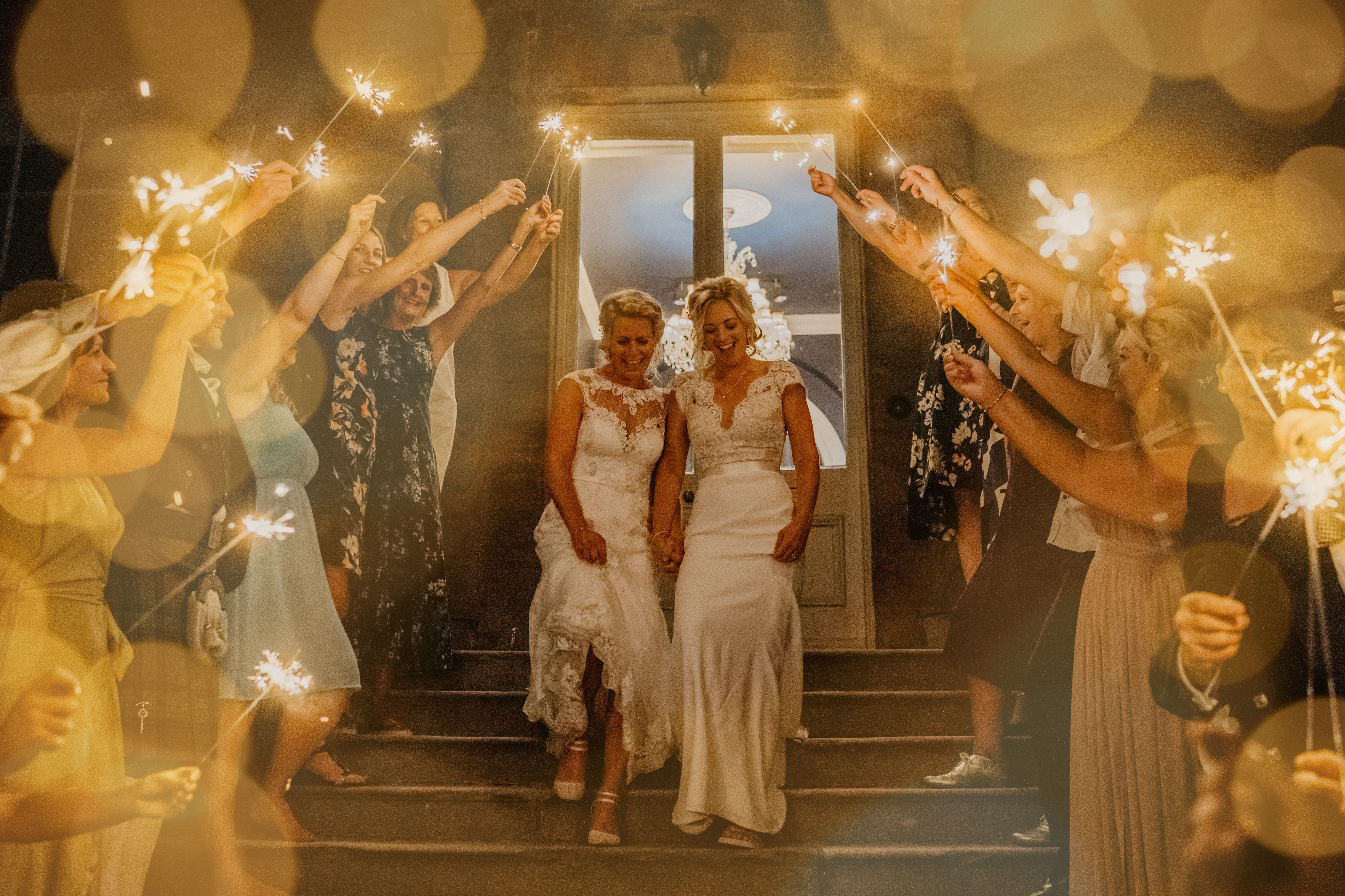 Boho Loves: Newton Hall - The UK's Coolest Wedding Venue, Specialising In Outdoor Weddings and Beach Celebrations