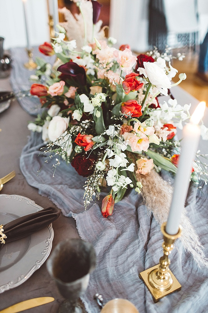 The Lion The Witch And The Wardrobe Inspired Winter Wedding
