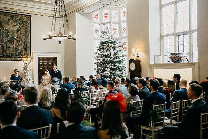 Ask The Experts: Why Christmas Weddings Are The Best Type of Weddings with Elmore Court