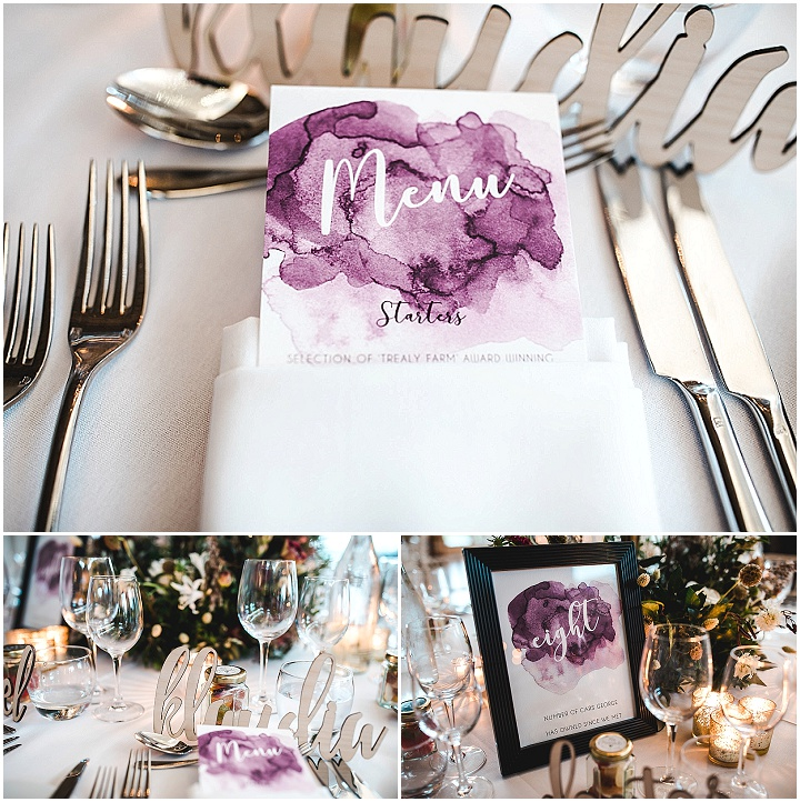 Shelley and George's Relaxed and Elegant Christmas Wedding at Elmore Court