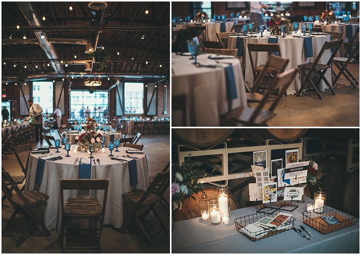 Sarah and Lawren's Modern and Minimalist Industrial Wedding by Stag and Sparrow