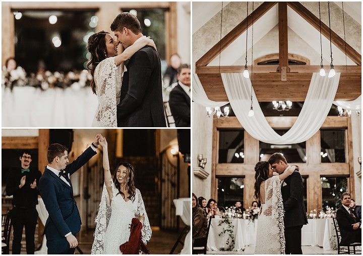 Jessie and Tom's Modern and Romantic Snowy Colorado Mountain Wedding by We Are Matt + Jess