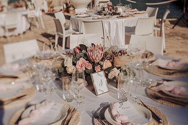 Nicolas and Marija's 'Magical Beautiful' Bohemian Wedding in Croatia by Adriatic Weddings Croatia and Martina Skrobot