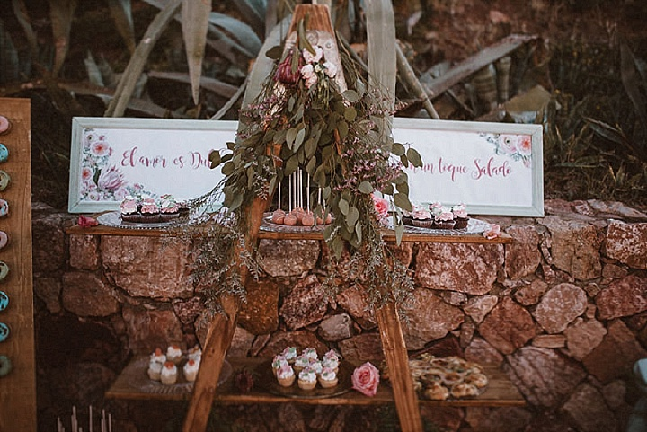 María and Sergio's Pretty Pastel Fashion Themed Spanish Wedding by Ambrosia Wedding and German y Vero