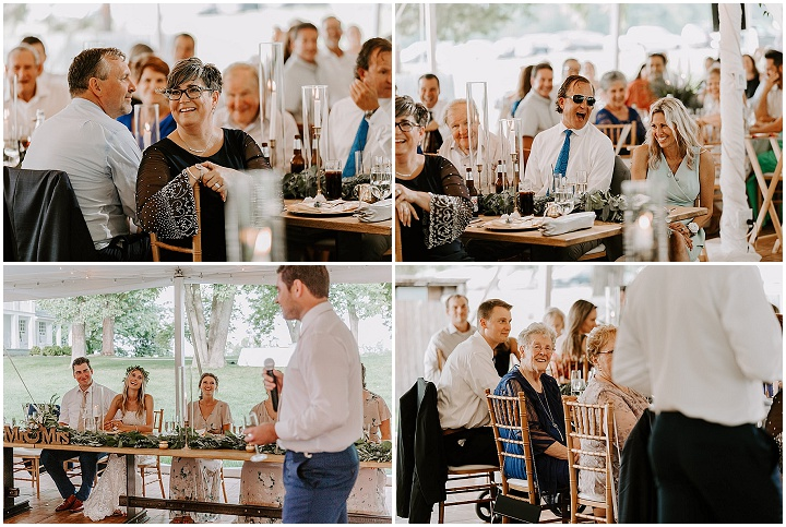 Kaelyn andRyan's Classic Country with a Mix of Boho Chic Weddingby Me and him Photography