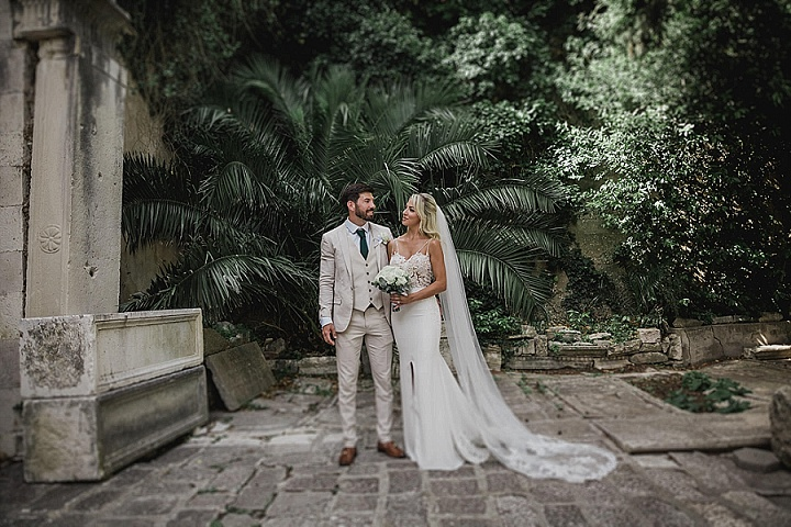 Tom and Bond's Beautiful Outdoor Wedding in Croatia by Robert Pljuscec
