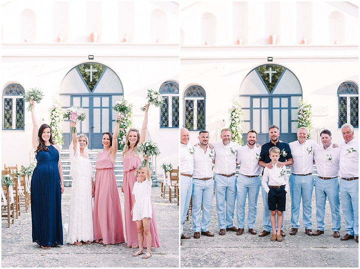 Jacqueline and Adam's Sun Filled Greek Wedding by Crete for Love and Andreas Markakis