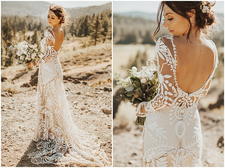 Caitlin and Dillon's Nature Loving Outdoor California Wedding by Cori Ann Photography