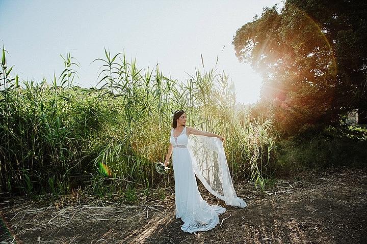 Jesúsand Luisa's Beautiful Outdoor Wedding in Sicily Inspired by Nature by Deborah Lo Castro