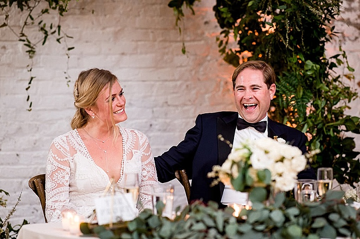 Sarah and Andy's 'Organic Rustic Industrial' Urban Chicago Wedding by Julia Franzosa Photography
