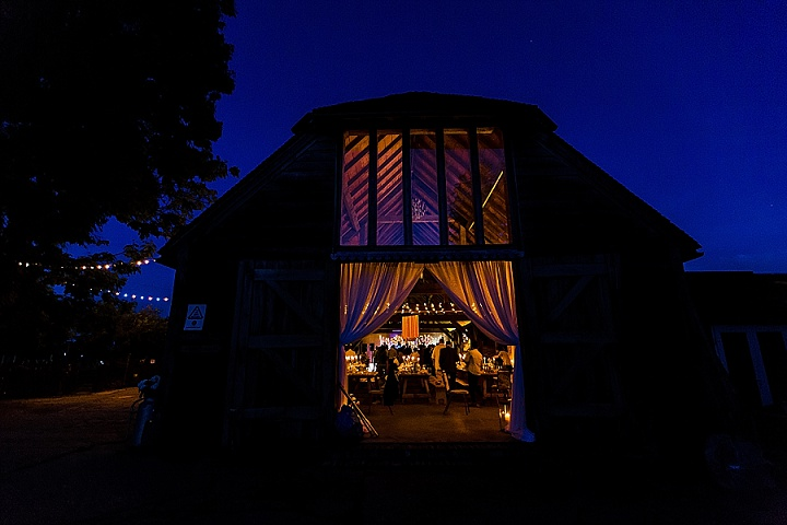 Lewis and Lucy's Copper Filled Homemade Barn Wedding by Anna Marie Stepney