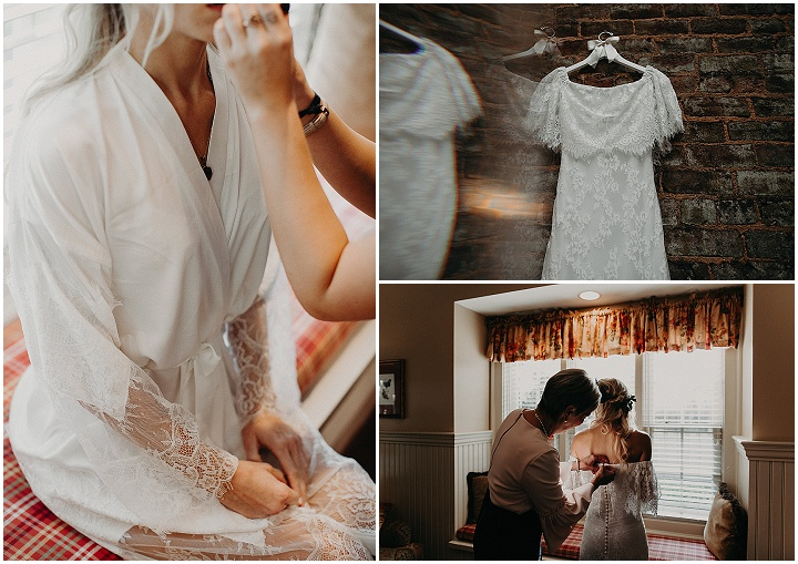Mimi and Tobie's 'Raw Beauty of Nature' Bohemain Garden Wedding by Aline Marin Photography