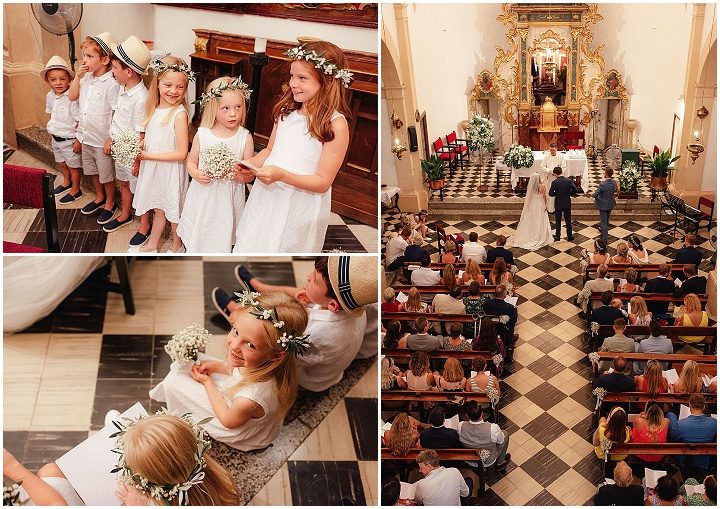 Lizzie and Sam's Blue and White Finca Wedding in Mallorca by McGivern Photography