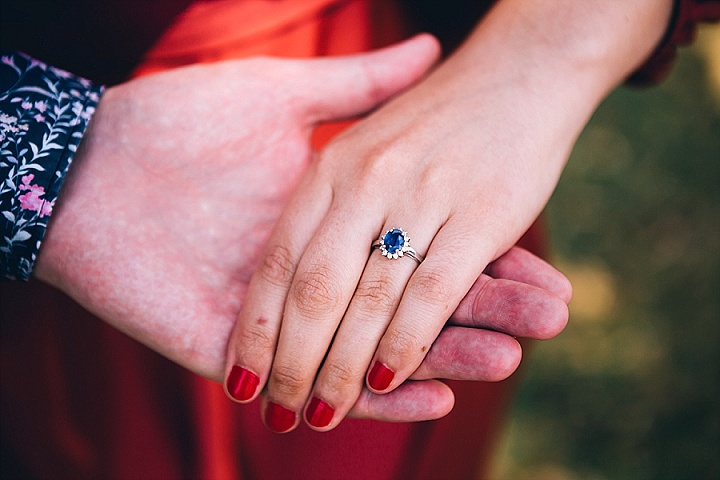 What The Colour of Your Engagement Ring Really Means