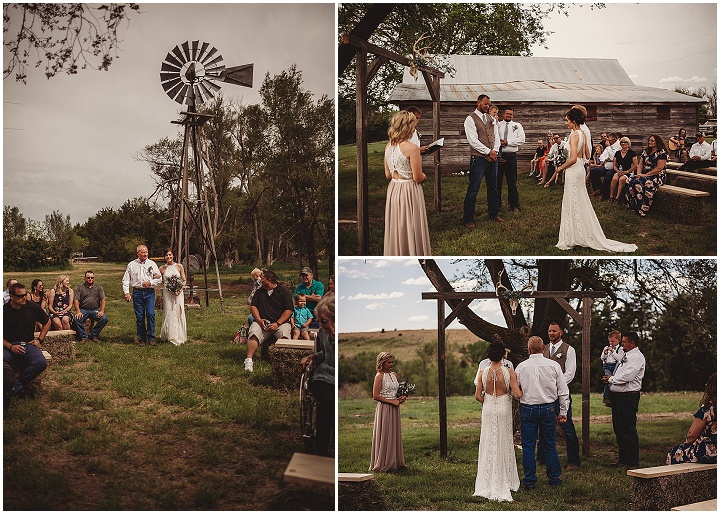 Brandi and Craig's 'Hidden Valley' Intimate and Simple Farm Wedding by Native Roaming