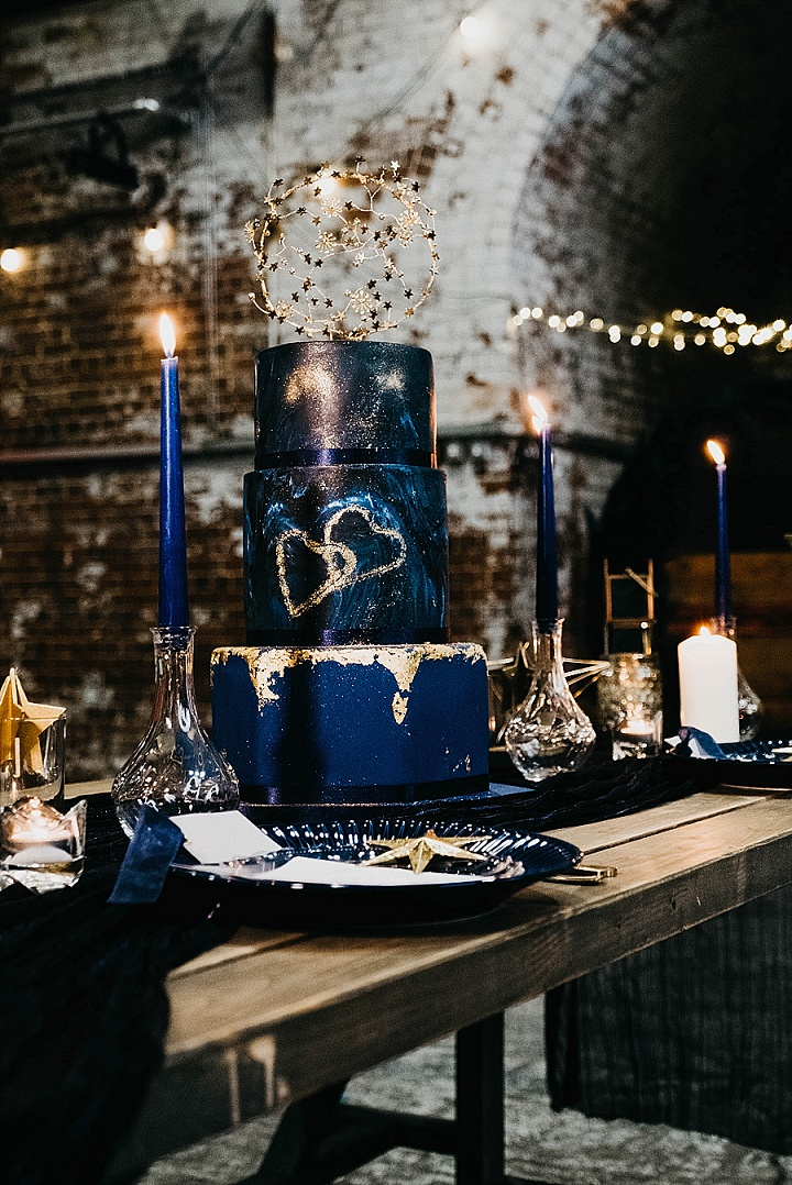 'Celestial Dreams' Modern, Edgy Wedding Inspiration