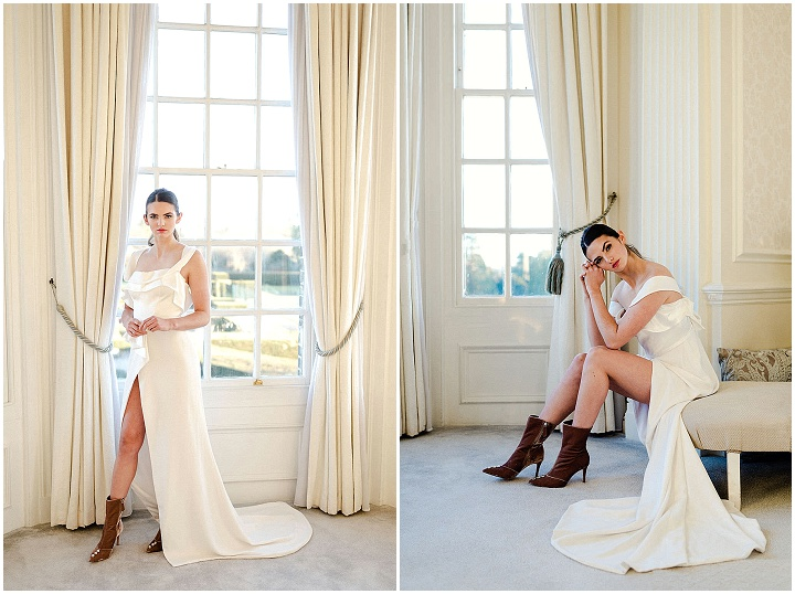When The Shoe Fits, She Wears it Proudly - Bridal Footwear Wedding Inspiration