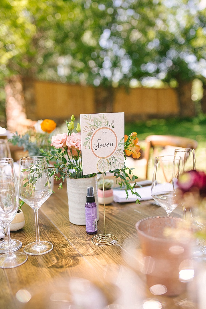 Gal and Michael's 'Sunshine Souls' Garden Party Wedding in Colorado by DBK Photography