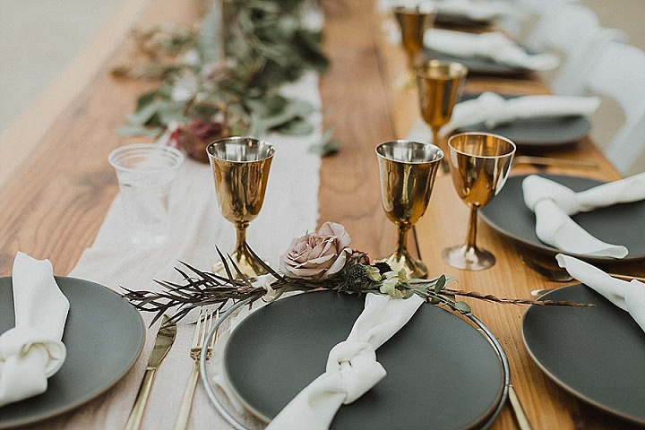 Devyn and Connor's 'Earthy Tones and Neutrals' Boho Industrial Meets Boho Chill California Wedding by Alba Turnbull Photography