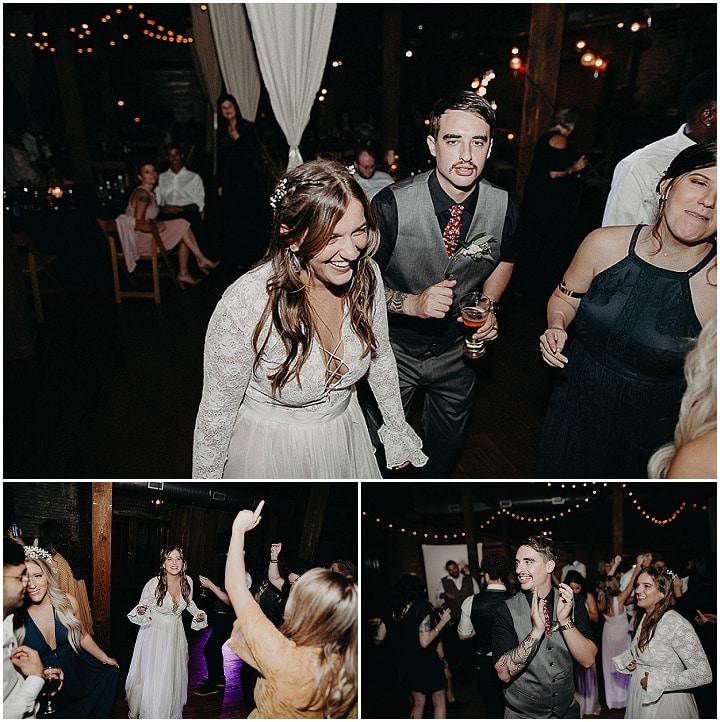 Lucas and Jordan's Nature Inspired Backyard Georgia Wedding by Aline Marin Photography