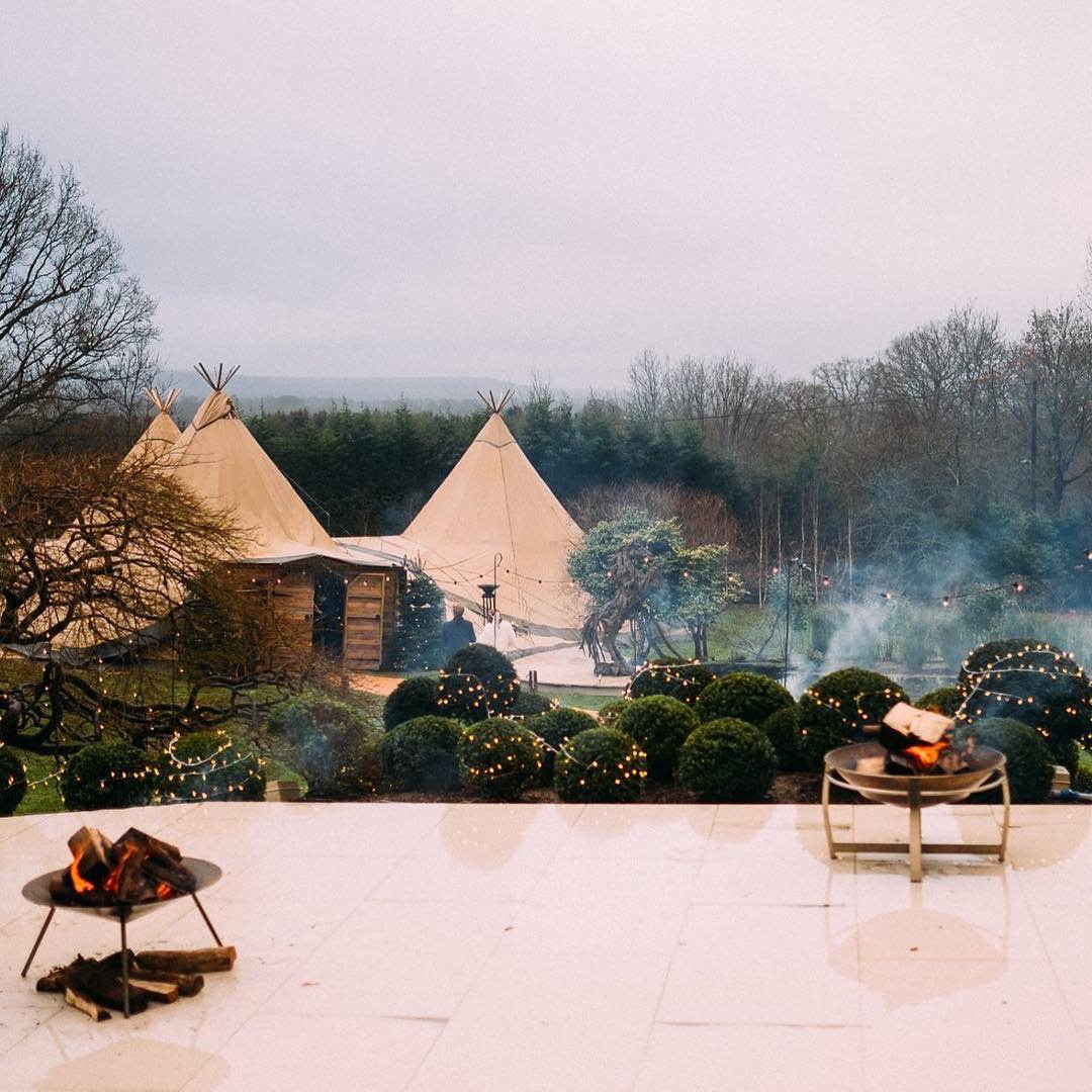 Ask The Experts: Top Tips for the Perfect Winter Tipi Wedding With Coastal Tents