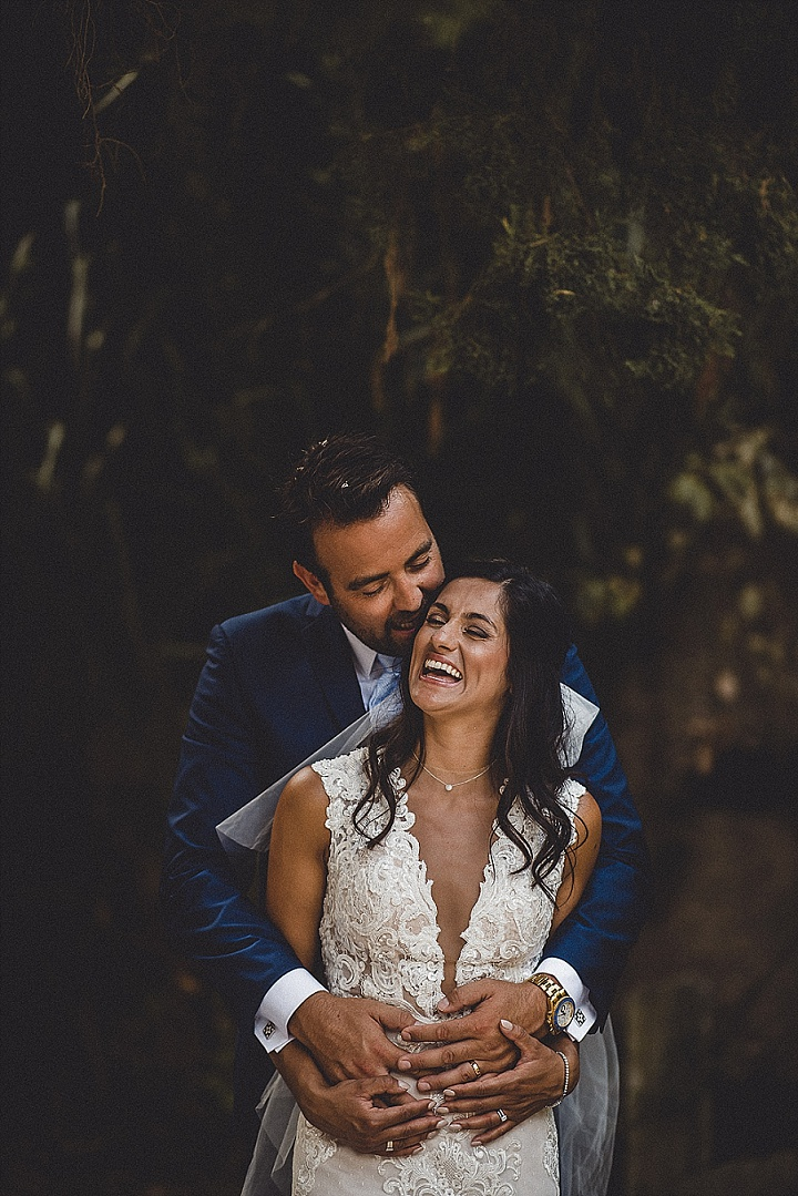 Morna and Joe's 'Fresh, Crisp and Clean' Stunning Wedding in Croatia