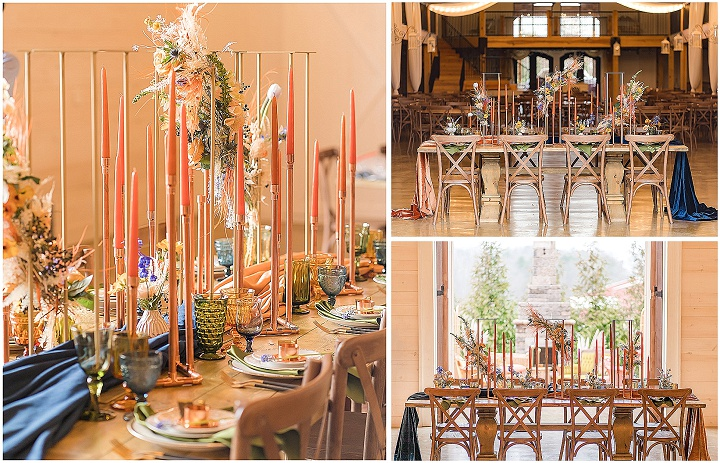 'Warm Bohemian' Moroccan Inspired Vintage Wedding Inspiration