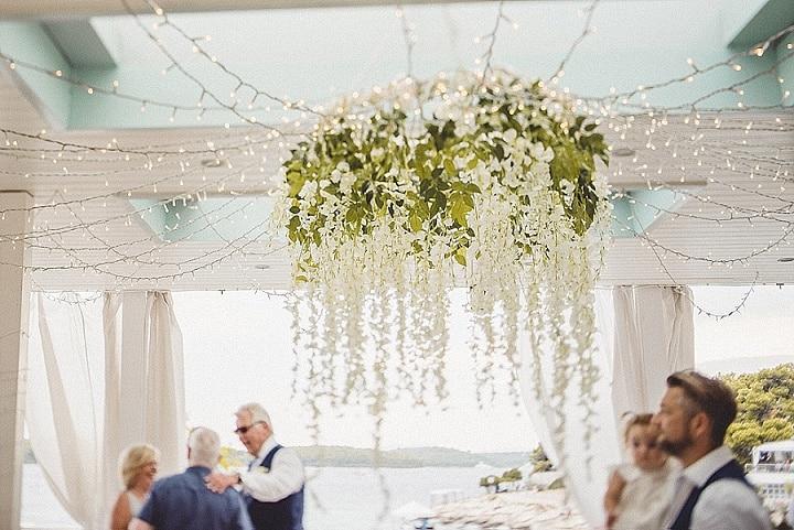 Morna and Joe's 'Fresh, Crisp and Clean' Stunning Wedding in Croatia
