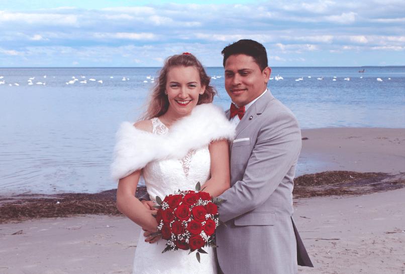 Nordic Adventure Weddings can organizes bride and groom weddings.