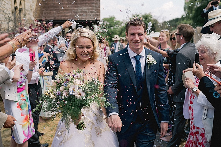 George and Eva's Elegant GreenhouseWedding in Surrey by Murray Clarke Photography