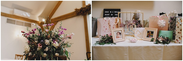 Amy and Tom's Informal Blush and Pale Grey Barn Wedding in Warwickshire by Miki Studios